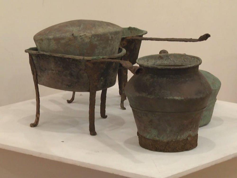 Найденный кувшин с деньгами оказался самогонным аппаратом XVII века