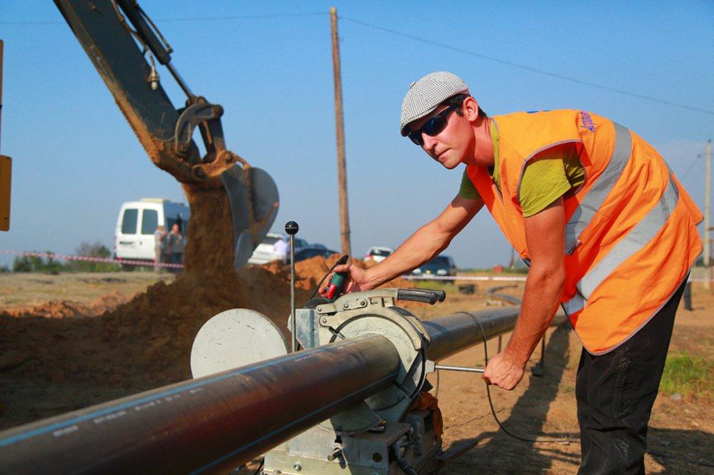 Одобрен проект строительства водопровода в Троицк