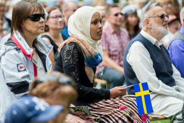 Арабский язык оказался вторым по распространенности в Швеции