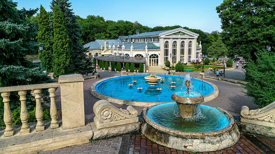 180 млн рублей курортного сбора в Ставрополье потратят на благоустройство парков