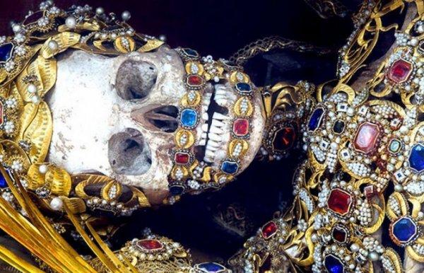 В Сербии нашли захоронение с драгоценностями