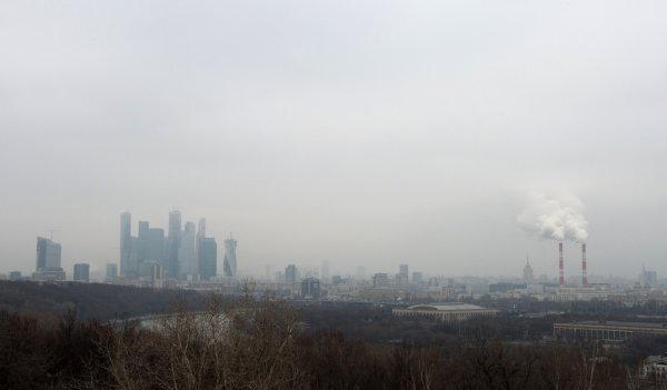 В Москве зафиксировали трехкратное превышение нормы сероводорода