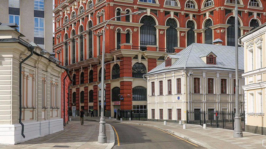 Флигель усадьбы на Кремлевской набережной сдается в аренду