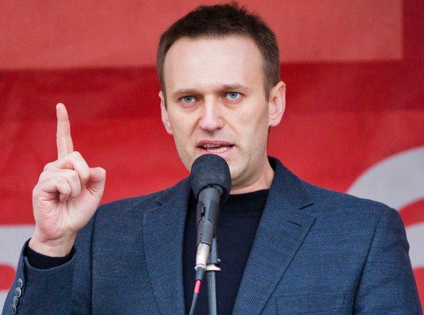 Из фонда «избирательной кампании» Навального украли 50 млн рублей