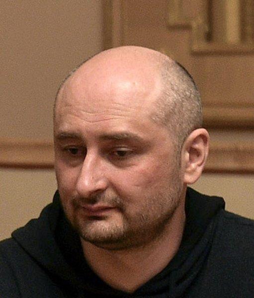 Не хочу делать вам рейтинги бесплатно: «Воскресший» Бабченко просит $50 тысяч за интервью