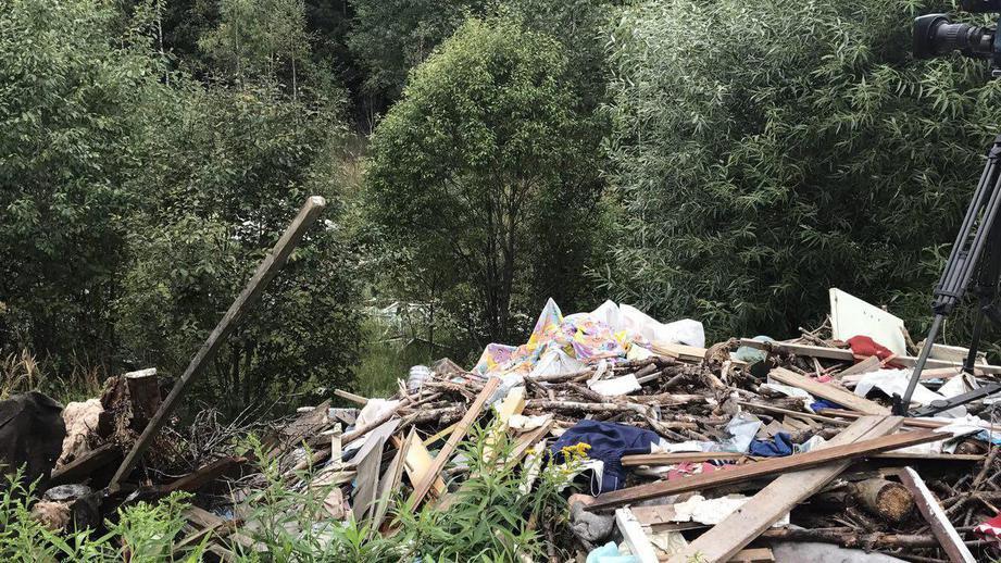 Выяснилось, когда закроют свалку в Рузском округе Московской области