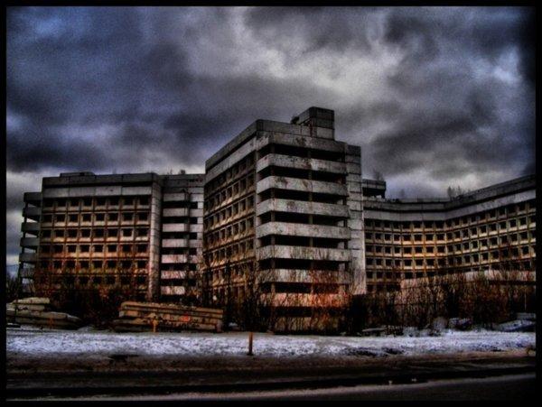Власти Москвы рассказали о сроке сноса Ховринской больницы