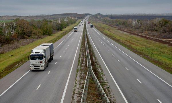 $4,8 млрд рублей вложат в ремонт федеральной трассы «Дон»
