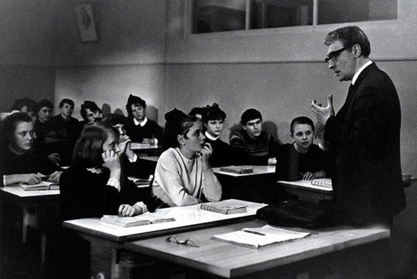 Ученые определили и описали образ учителя в отечественном кино