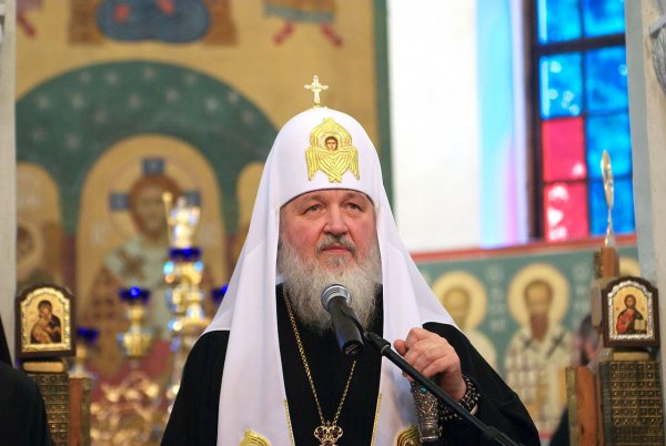 Патриарх Кирилл рассказал о язычниках среди спецназовцев и спортсменов