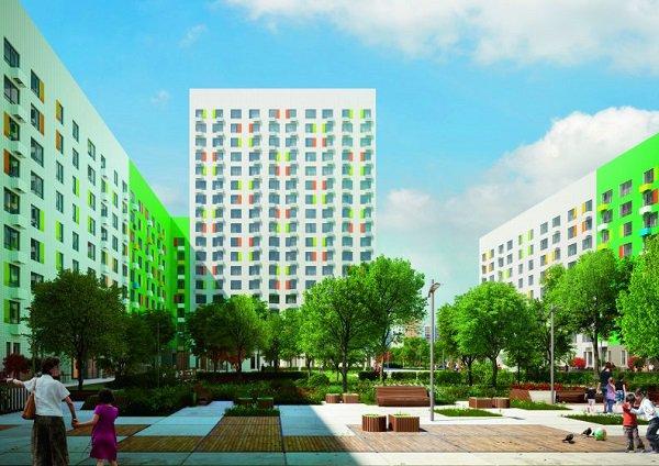 В этом году 10,000 человек переедут в новые квартиры по реновации