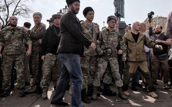 Прокуратура проверит законность действий казаков, бивших оппозиционеров нагайками 5 мая