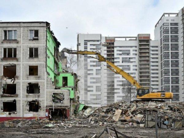 В 2018 году по программе реновации переселят 10 тысяч москвичей