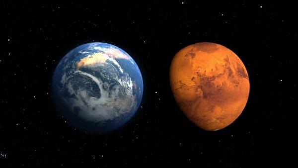 Лунное затмение и полномарсие впервые за 200 лет можно будет наблюдать в Московском планетарии