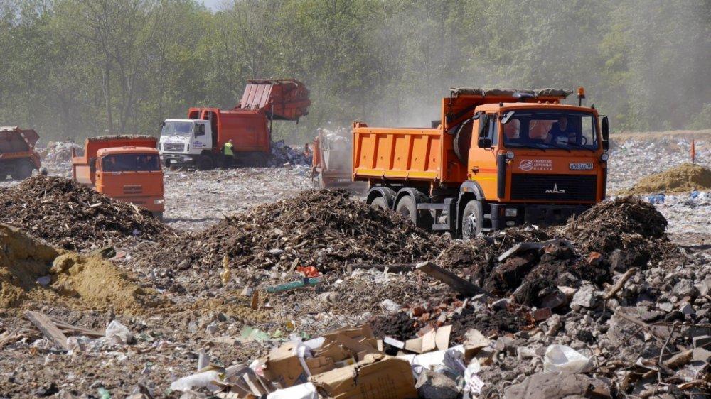 300 млн рублей вложат в рекультивацию полигона ТБО под Пятигорском
