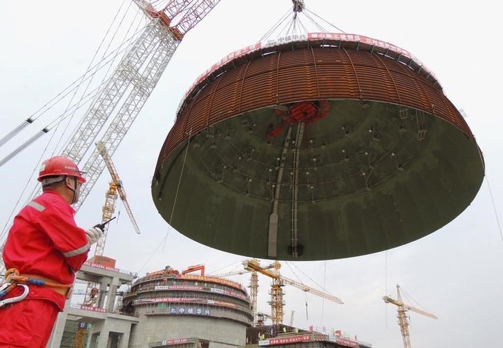 «Росатом» построит энергоблоки АЭС в Китае, обойдя конкурента из США