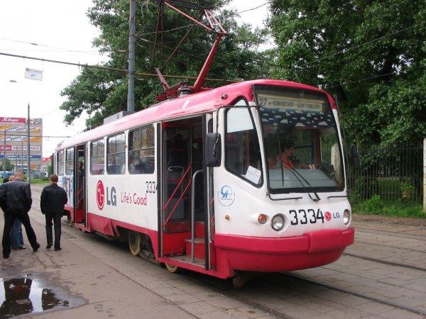 В Москве с 16 июня трамваи оставят без турникетов