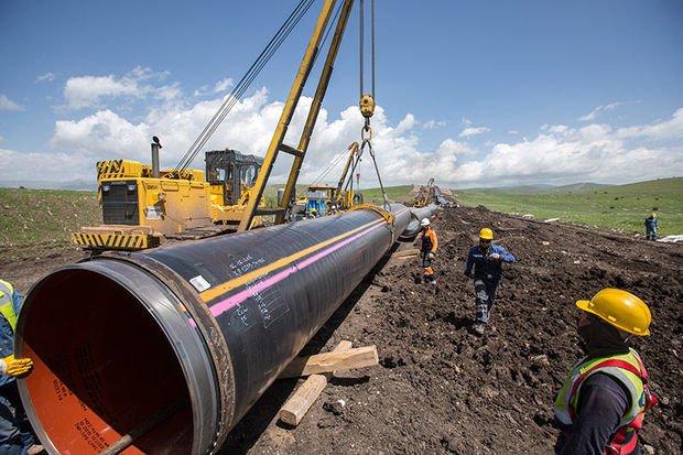 Проект без России: Турция построила новый газопровод TANAP