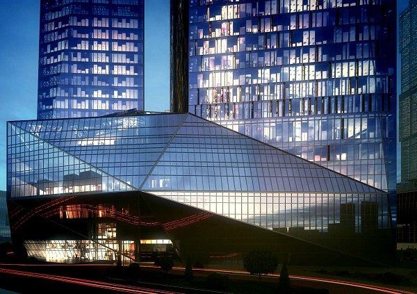 Городские власти распродают свои офисы в связи с переездом в небоскреб «Москва-Сити»