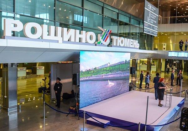 В аэропорту Рощино, ставшем «региональным хабом», построят новый терминал