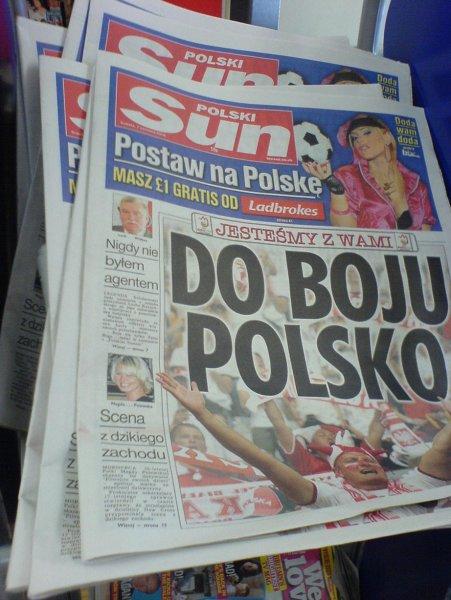 The Sun выставил россиян алкоголиками при помощи присвоенных снимков