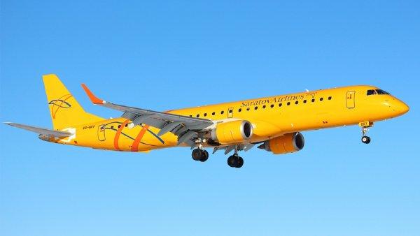 «Саратовские авиалинии» не получат новый сертификат