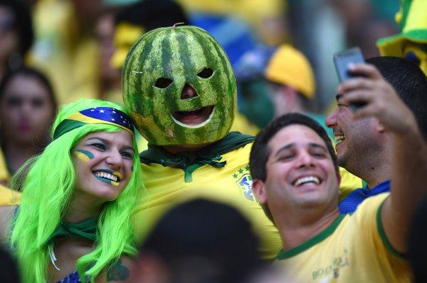 Бразильцы относятся к Ростову бережнее, чем многие ростовчане