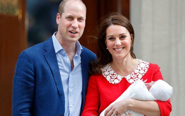 Принц Уильям и Кейт Миддлтон рассказали подробности крещения младшего сына