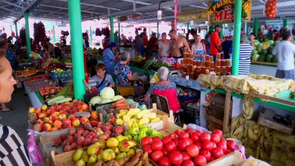 Крымстат: Жители полуострова стали меньше есть