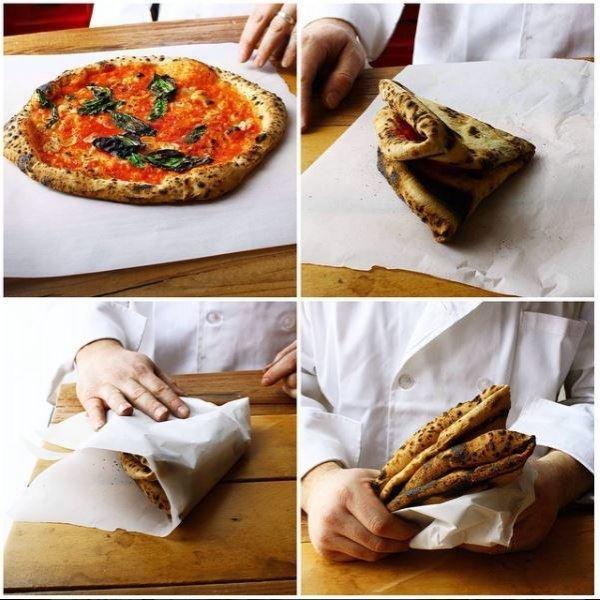 Итальянский шеф-повар шокировал мир правильным способом есть пиццу