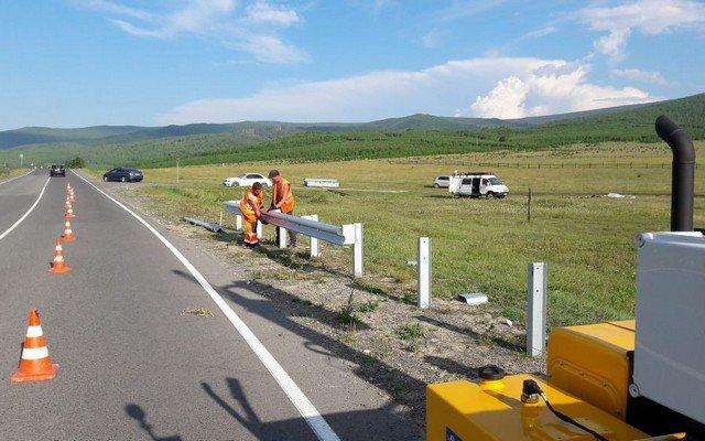 Объявлен конкурс на ремонт трассы до границы с Монголией за 2 млрд рублей