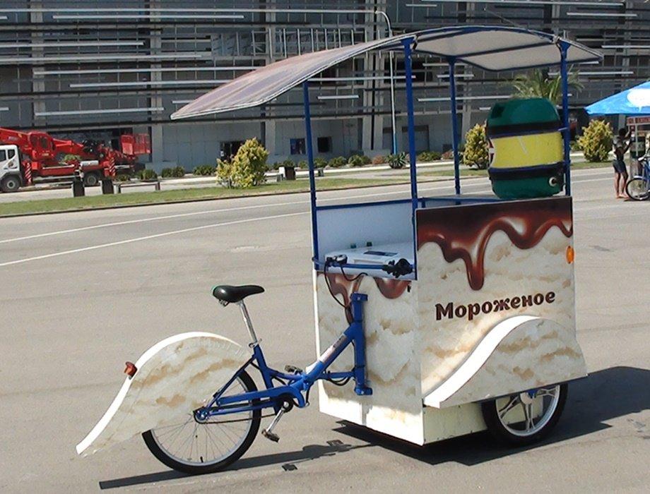 Выставлено на торги право продавать мороженое в Москве с 33 тележек