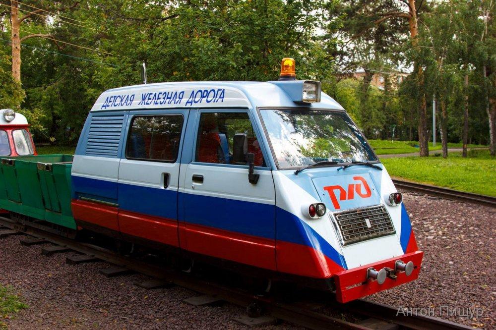 Москва закажет гидрогеологию для строительства детской железной дороги