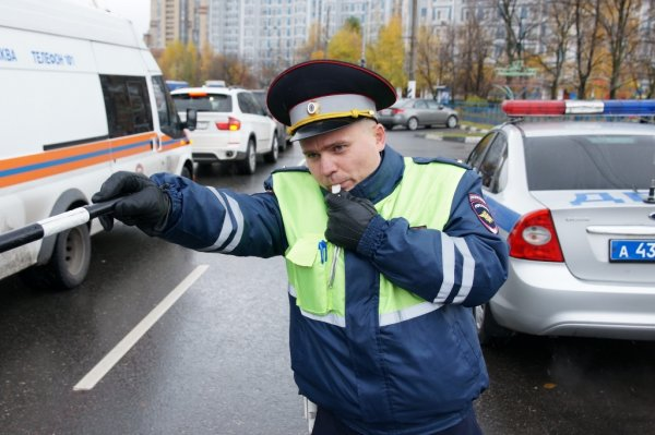 В Зеленограде задержали мужчину, ударившего