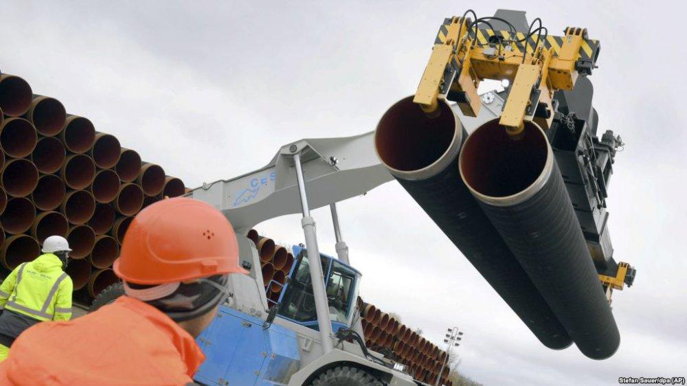 The Washington Times: строительство «Северного потока-2» — больше чем проект газопровода