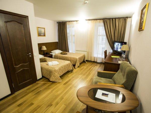 В Москве начали строить гостиницу с номерами для инвалидов
