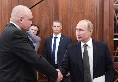 «Не все сразу» — Путин о ходе строительства больницы на Кузбассе