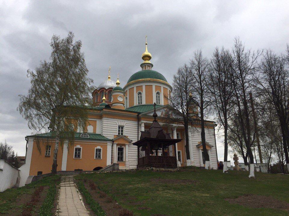 В Троицкой церкви восстановят монументальную живопись 18 века