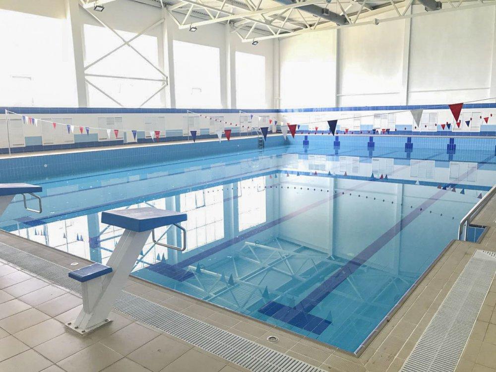 Шикарный оздоровительный комплекс с бассейном построили в Подмосковье