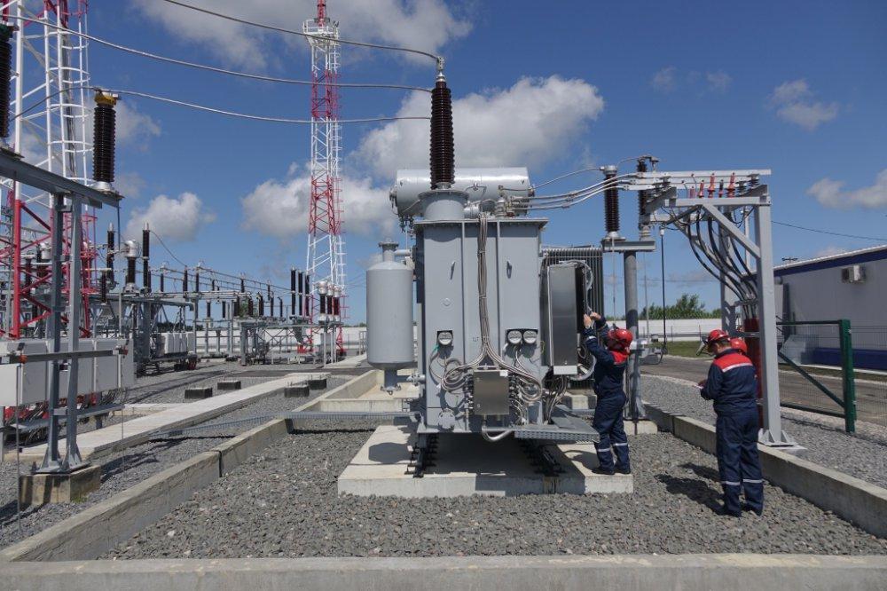 Что происходит на стройке электроподстанции в Северном Бутове