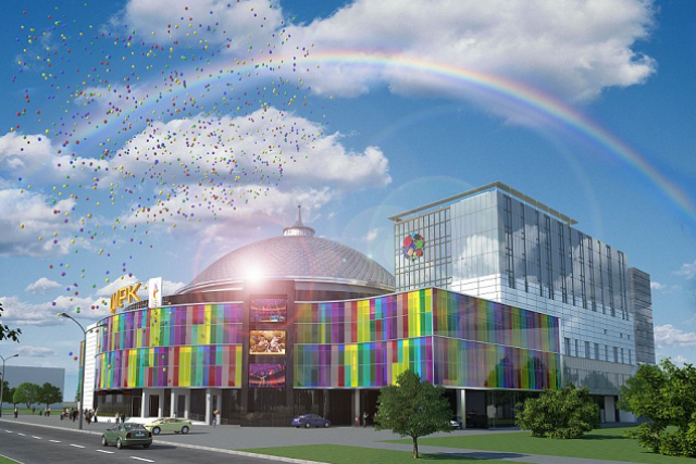 В Пензе ищут подрядчика, чтобы достроить цирк за 1,2 млрд рублей