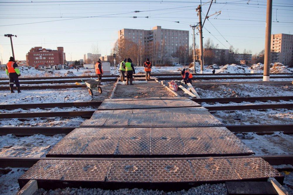 Где в Москве появятся новые пешеходные переходы через железную дорогу