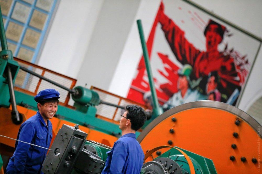 Модернизацию инфраструктуры Северной Кореи оценили в $63 млрд