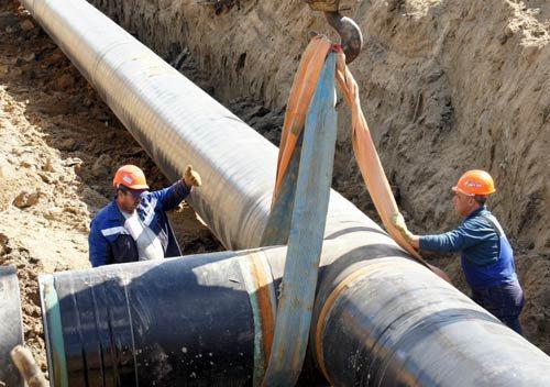 В Крыму построят новый газопровод длиной в 7 тысяч метров