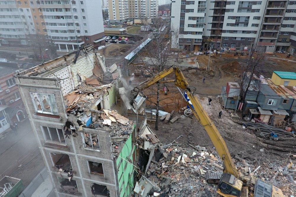 Власти Москвы обнародуют график расселения участников программы реновации