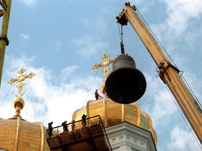 Шесть православных храмов построят в «новой» Москве