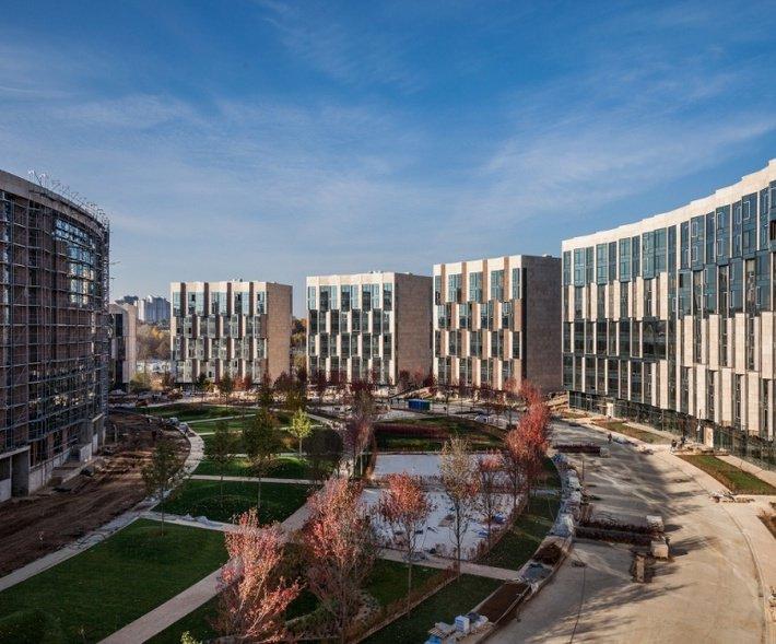 В «Сколково» построят жилой комплекс «Инновация»