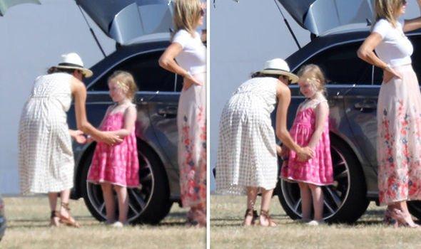 СМИ: Меган Маркл отлично ладит с детьми и будет хорошей матерью