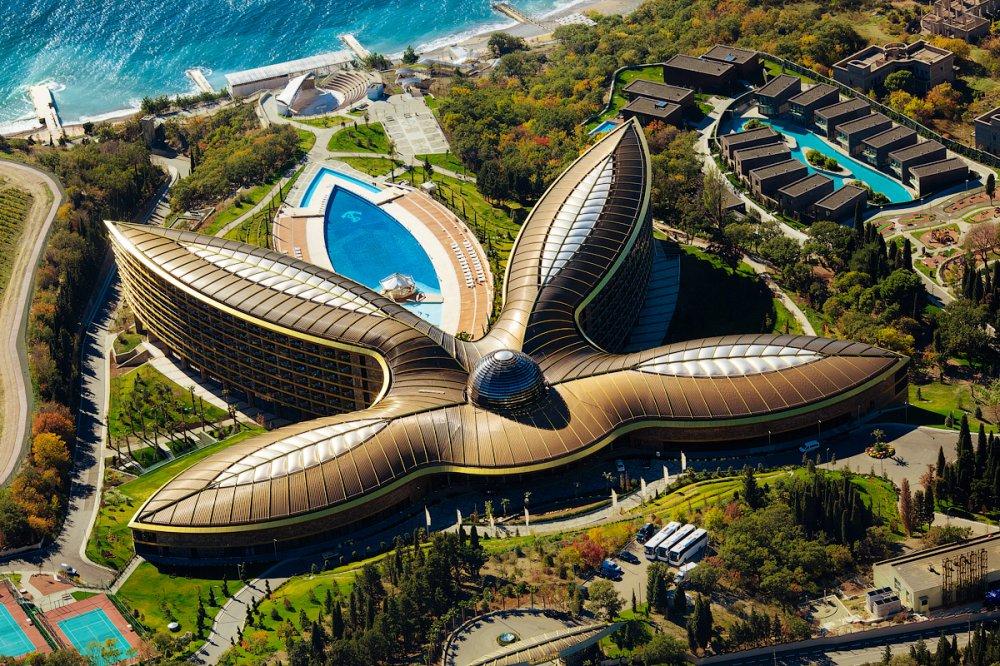 Три отеля России признаны лучшими в Европе в разных категориях