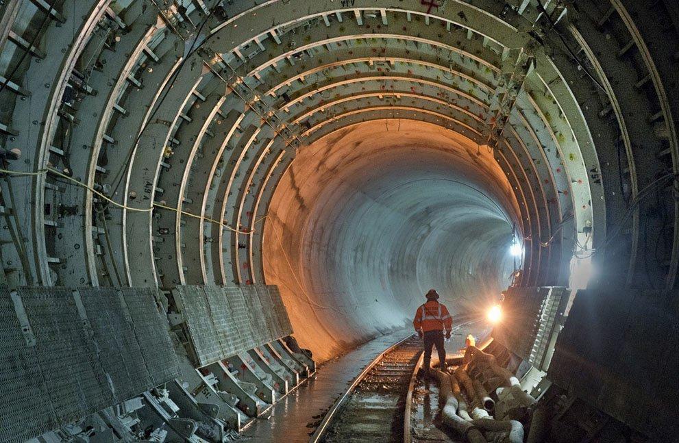 27,5 млрд рублей потратят на строительство тоннели и развязки у ТПУ «Столбово»